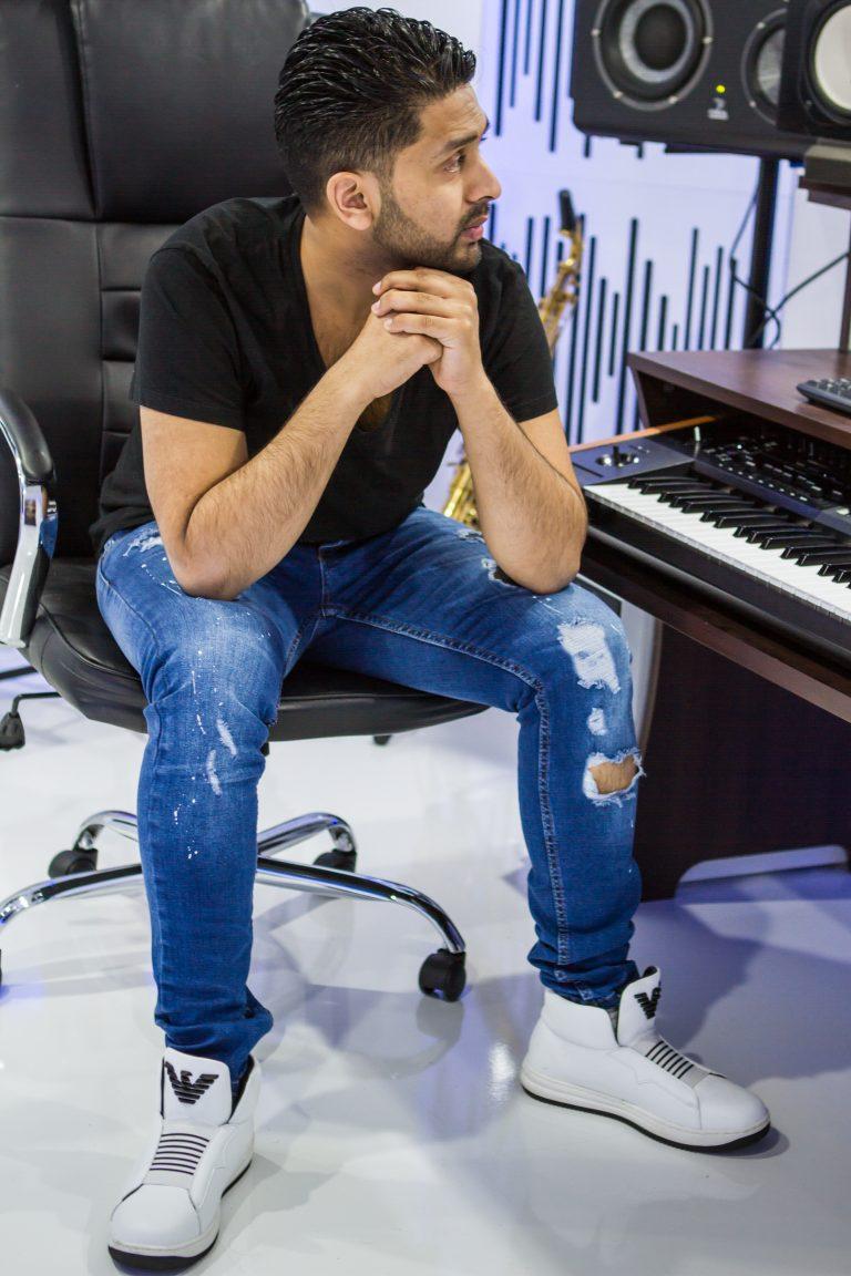 Tariq Sadal - Music Producer
